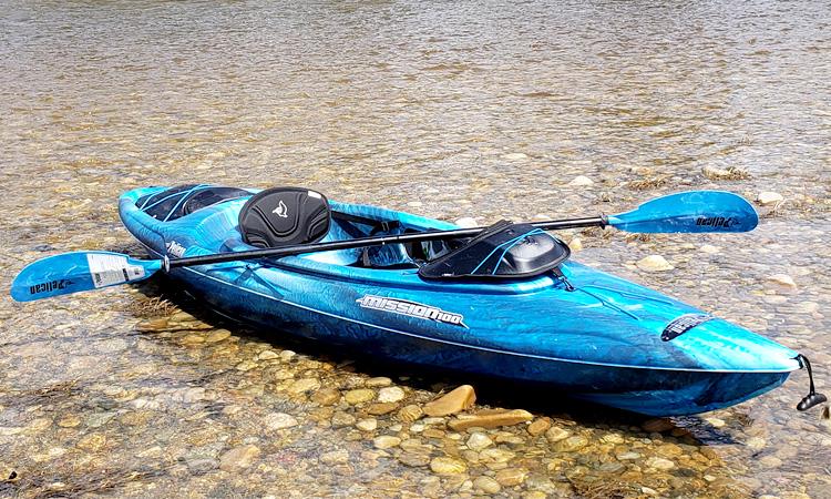 Kayak Rentals - Sports Equipment Rentals - Summer Activities - Steadfast Rentals - Red Deer, AB